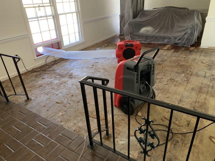 Floor Restoration In Savannah Georgia